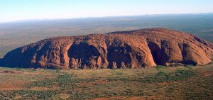 Hands down, the Ayers Rock when you say NO