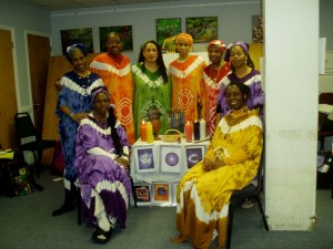 photo of 8 African Medicine Women