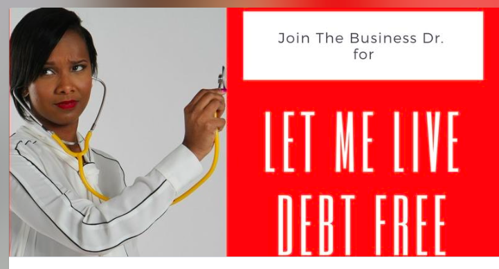 pic of invite money problems- live debt free