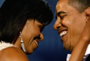 pic of the Obamas, sexual energy