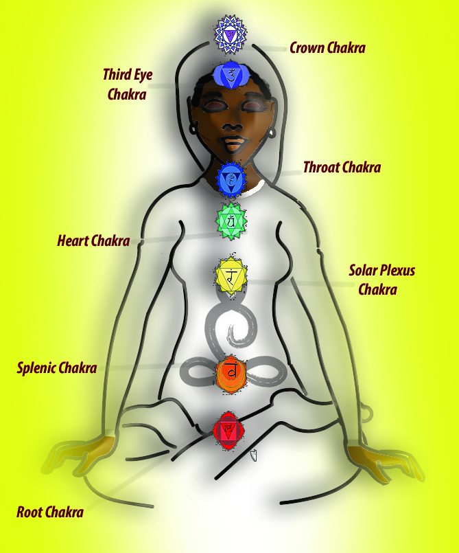 PV pic of chakras from book