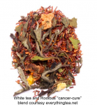 """pick of """"cancer-cure"""" white tea & rooibos combo"""