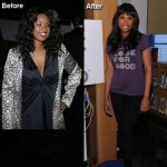 pic of Jennifer Hudson's before and after photos