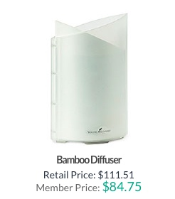 pic of bamboo diffuser