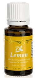 pic of lemon oil.