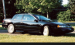 Photo of a '95 Cougar