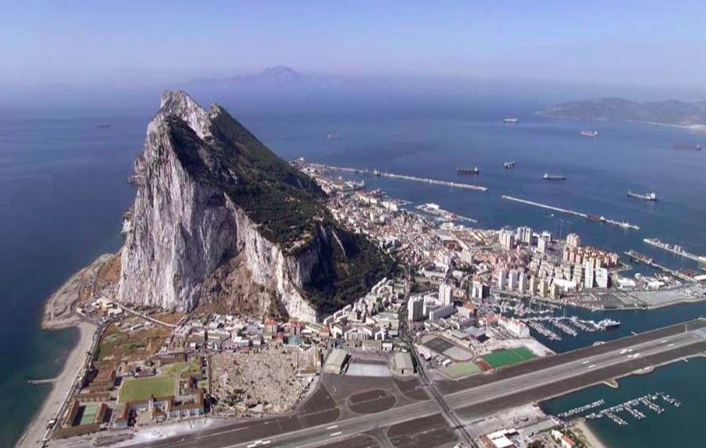 pic of Rock of Gibraltar