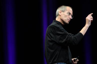 pic of Steven Jobs