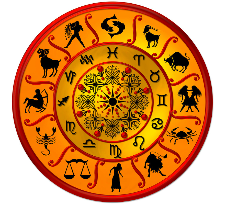 image of sun signs